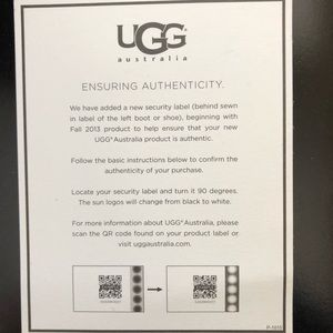 UGG Shoes - Classic tall black Ugg's